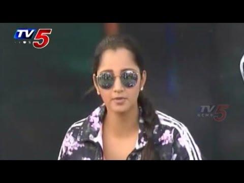 Sania Mirza Press Meet over Cara Black Win WTA Finals : TV5 News