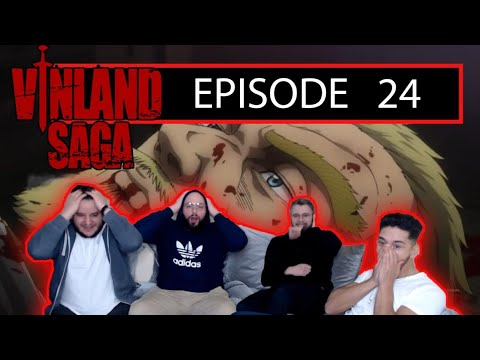 LUCIUS ARTORIUS CASTUS ! VINLAND SAGA EPISODE 24 ( FINAL) REACTION FR !