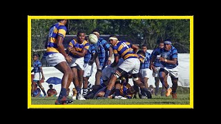 Breaking News | Expect tough secondary schools rugby competition