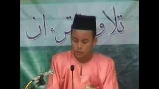 Qari Johor Mohamad Zulhilmi Ibrahim Dalam Kenangan