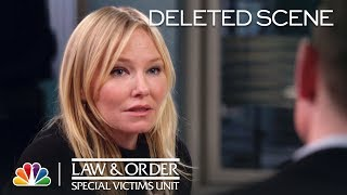 Law  Order SVU - Rollins and Stone Dig In Deleted Scene