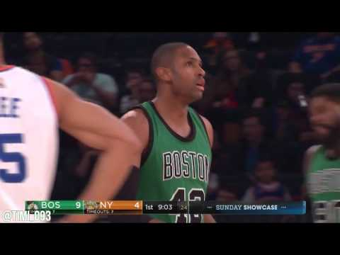 Al Horford Highlights vs New York Knicks (14 pts, 7 reb)