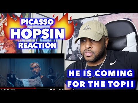 PICASSO – HOPSIN | HE COMING WITH A VENDETTA | REACTION