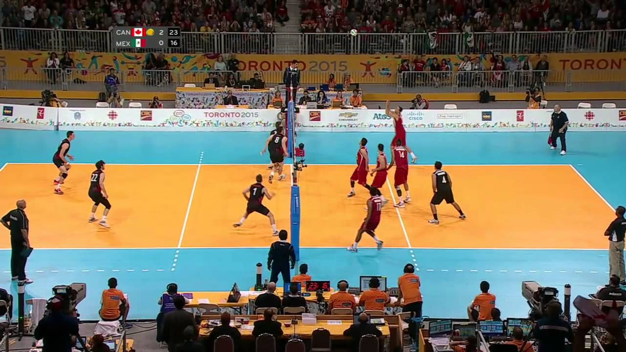 Crazy kick save...in volleyball Download
