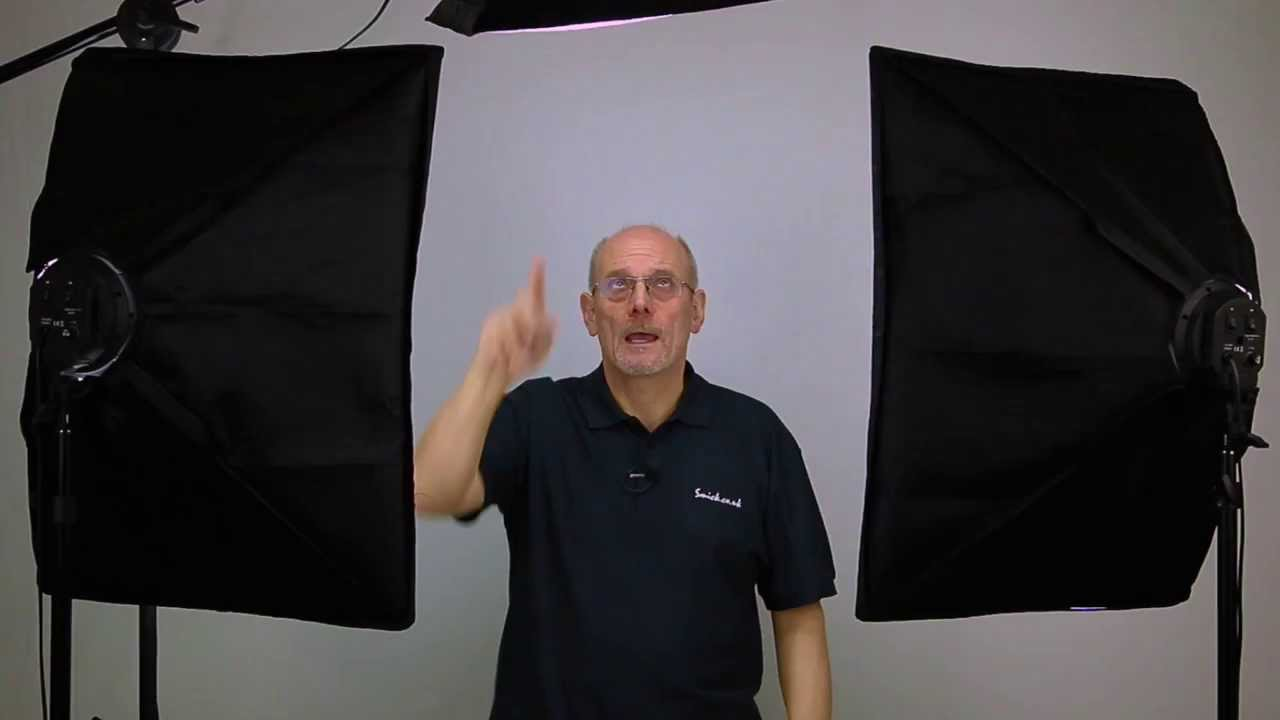 Portraits photography tutorial using Continuous Lighting Headshot Kit  sc 1 st  YouTube & Portraits photography tutorial using Continuous Lighting Headshot ... azcodes.com