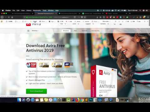 Avira Free Antivirus 2019 Offline Installer Free Download