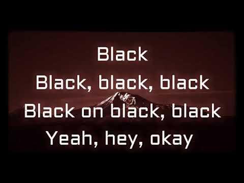 Buddy - Black ft. A$AP Ferg (Lyrics)