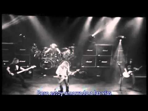Megadeth - Train Of Consequences Subtitulado HD