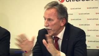 [izjava] Dr. France Arhar - predsednik uprave UniCredit Banke Slovenije - 06