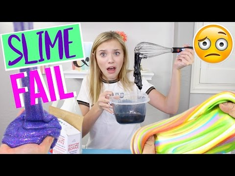 Making VIRAL Slime! *FAIL* | Sasha Morga