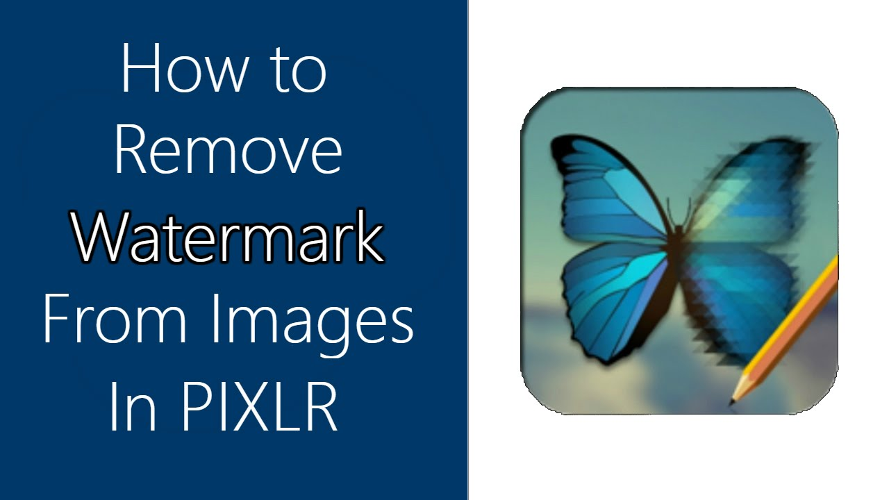 How to Remove Watermark from a Photo