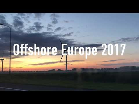 Offshore Europe 2017