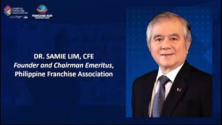 Franchise Asia Philippines 2020 Virtual Conference Inspirational Message