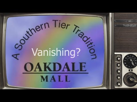 Vanishing History Of The Oakdale Mall