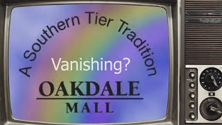 Vanishing history of the Oakdale Mall