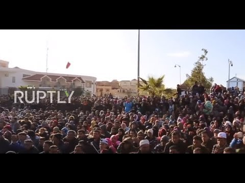 Morocco: Protests break out in Jerada as 'mines of death' claims another victim