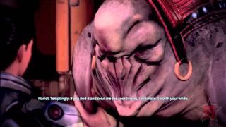 Mass Effect 3: Harrot the Elcor Merchant - Omega (DLC)