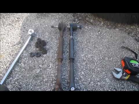 How To Replace Inner and Outer Tie Rods Ford F150