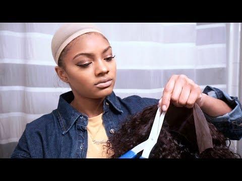 How I Apply My Wigs  | Jazzie Jae T