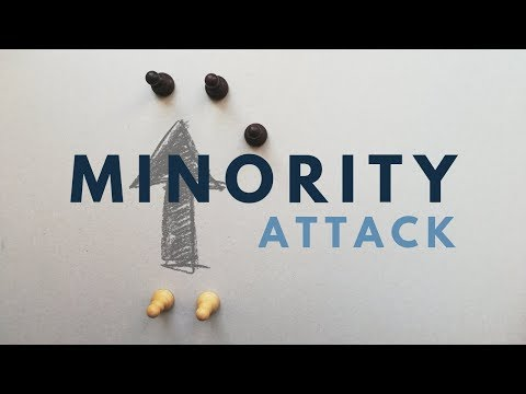 The Minority Attack   Chess Middlegames