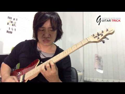Sterling by Music Man SUB Series AX3  Review By Pop Woravit