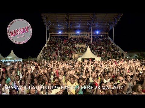 ZOUK - KASSAV' LIVE GUADELOUPE BASSE-TERRE 2017