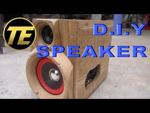 D.I.Y - Building speaker
