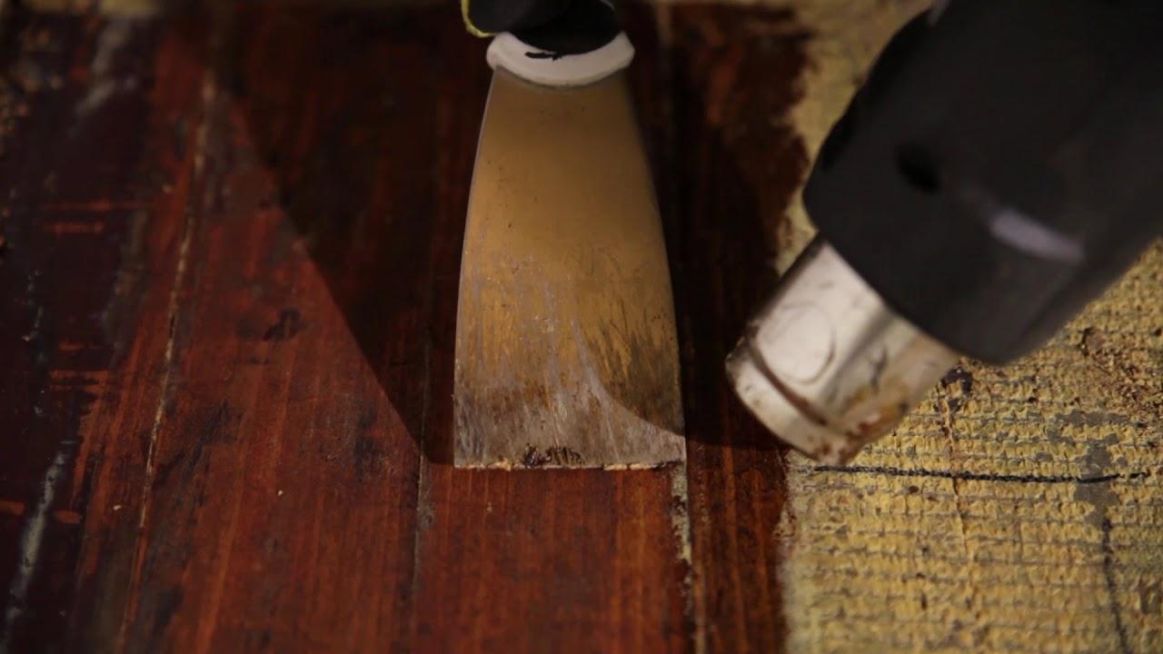 Removing Carpet Glue from Hardwood