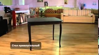 Технологии производства столов, стульев — обзор