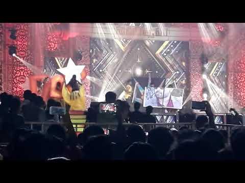 Amalapuram Zee Telugu event Pradeep dance for Pawan Kalyan song
