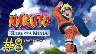 Naruto Rise Of a Ninja {Xbox 360} прохождение часть 8 — Лес Смерти