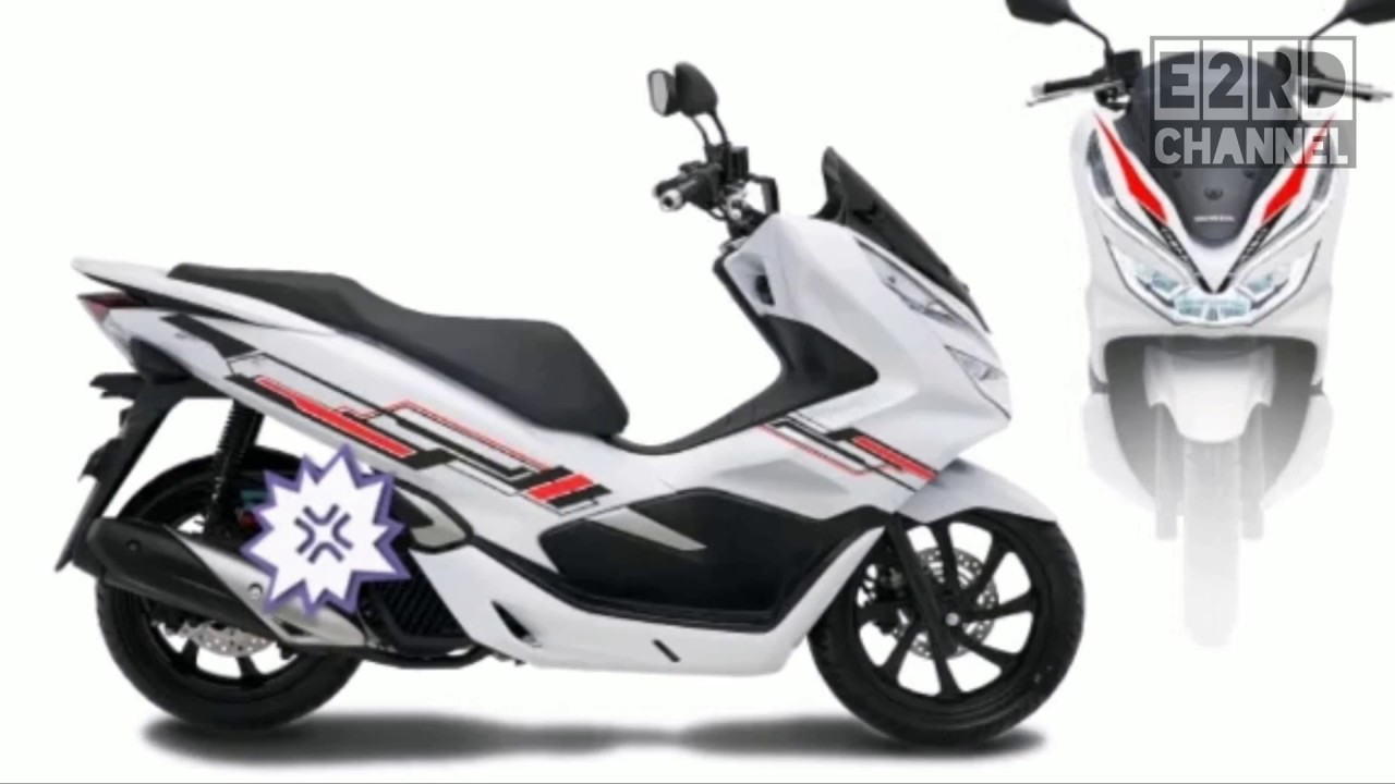 Cutting Sticker PCX 2018  YouTube