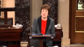 Senator Collins speaks about the harmful impact ObamaCare is having on Mainers