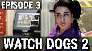 Watch Dogs 2 #3 | 4 000$ DANS UNE POUBELLE