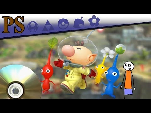 Mission Mode - Pikmin 3 - Smash Bros. for Wii U Music