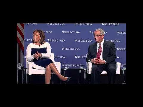 Investing in Rural America Panel Discussion at the 2015 SelectUSA Summit