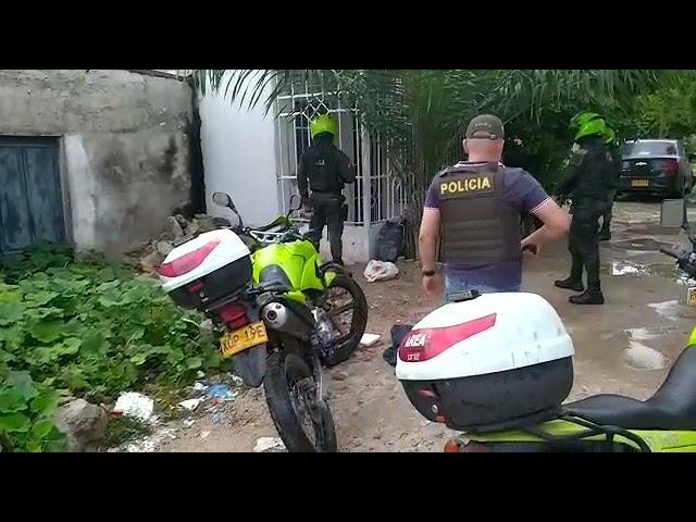 Gaula capturó a cuatro presuntos miembros de Los Costeños
