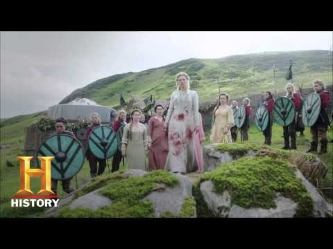 Vikings Season 4: Official #SDCC Trailer (Comic-Con 2015) | History