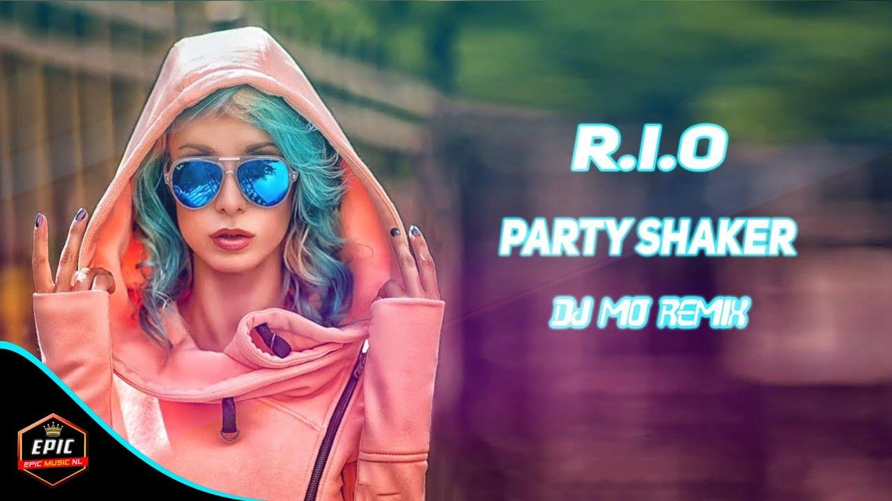 اغنية اجنبية حماسية للرقص لا يفوتك 2018 Party Shaker Dj Mo Remix