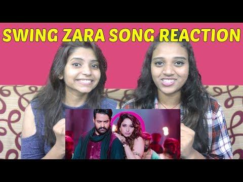 SWING ZARA Full Video Song Reaction in...