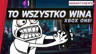 XBOX ONE winny opóźnienia Cyberpunka 2077? #CDP zwalnia ludzi  #Nowe Silent Hill w produkcji?