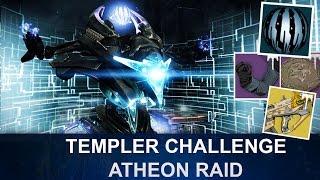 Destiny: Templer Challenge Guide / Atheon Raid Challenge Guide (Deutsch/German)