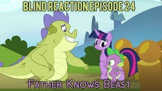 Blind Commentary - MLP:FiM - Season 8 Episode 24 Father Knows Beast