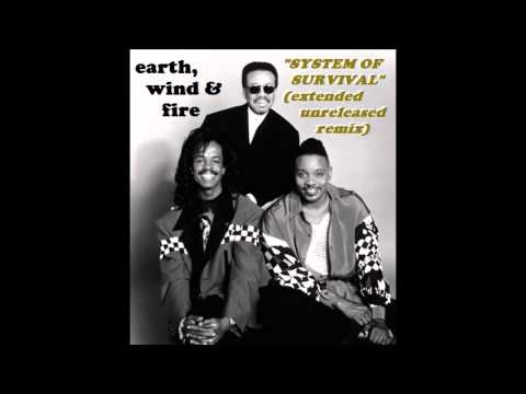 EARTH, WIND & FIRE   System Of Survival produced by Preston Glass & Maurice White unreleased remix
