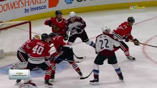 Colorado Avalanche vs Chicago Blackhawks - March 20, 2018 | Game Highlights | NHL 2017/18