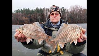 Рыбалка на Карася Зимой Как Ловить чем Кормить Нюансы Тонкости