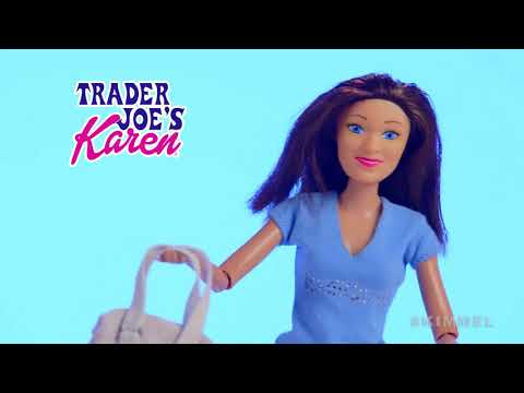 WTF, Did i just Watch? - Buy a Karen Doll?