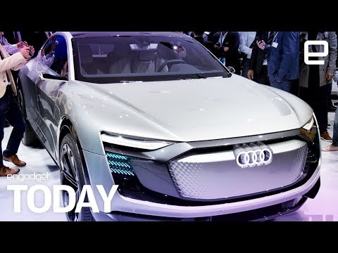 Audi says its autonomous cars could run errands while you work | Engadget Today