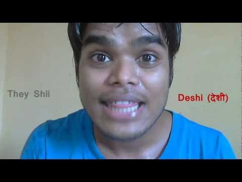 Learn Hindi Pronunciation Double T (ट & त) & D(ड & द) Sound + How to Pronounce Deshi/Desi