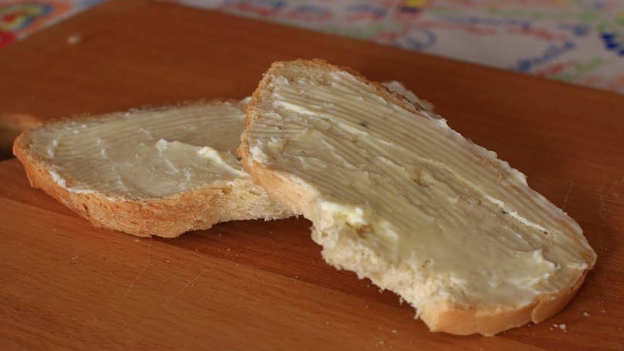 como hacer una mantequilla natural